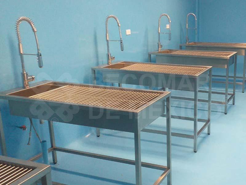 Mesas de autopsia