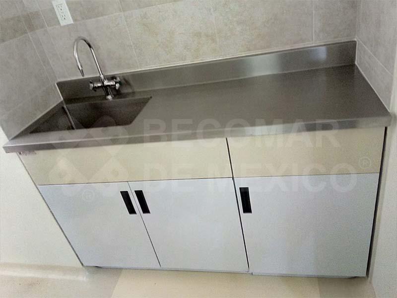 Mesa de lavado