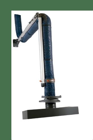 brazo de extracción movex PRH
