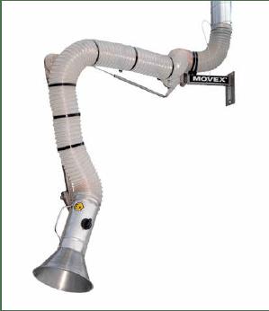 brazo de extracción movex R EXH