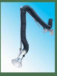Brazo de extracción movex R EXHC