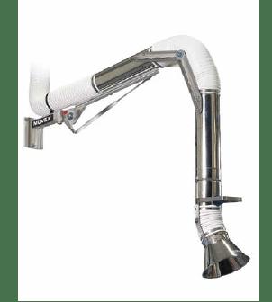 brazo de extracción movex RX RF