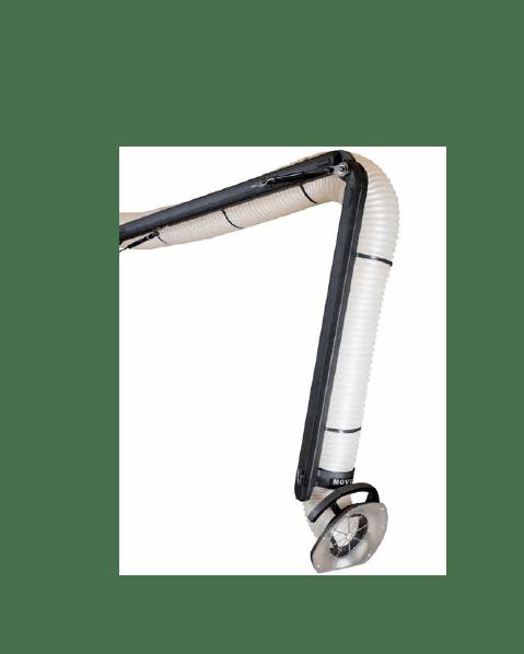 brazo de extracción movex pr exd